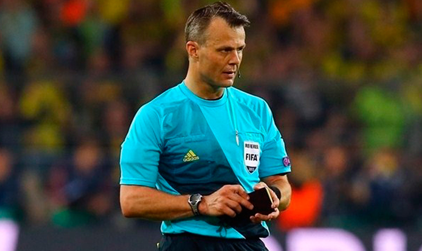 Björn Kuipers to referee Croatia vs Spain