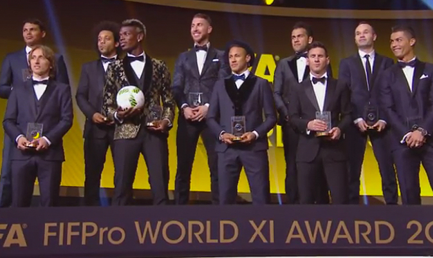 productions fifpro world xi - photo #43