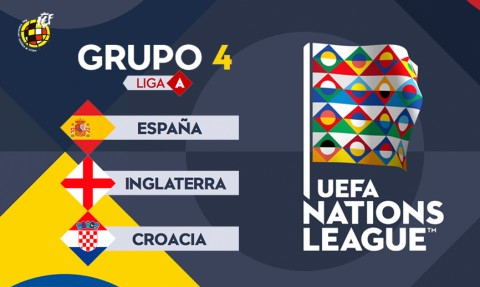 Este es el calendario de la primera fase de la UEFA Nations League